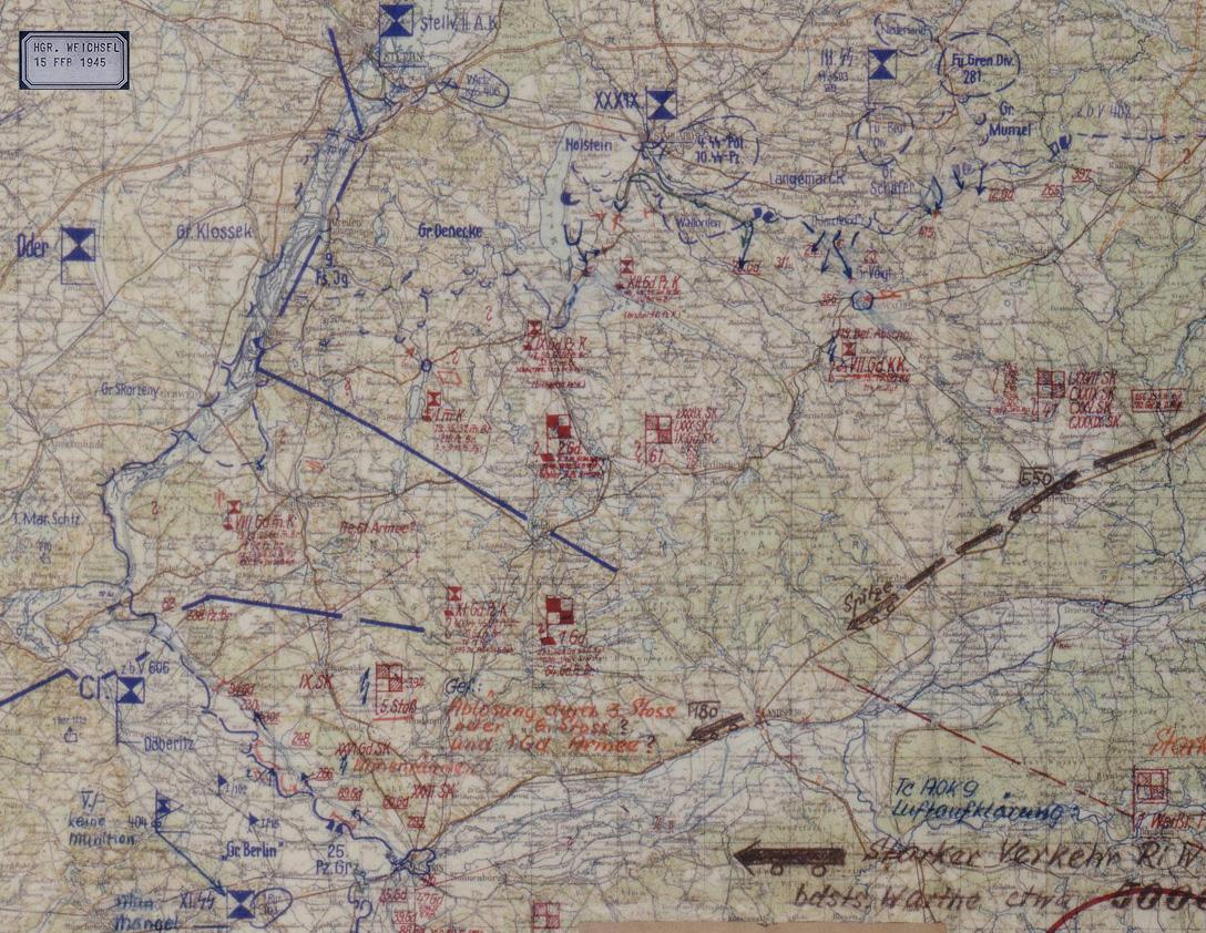 February 15, 1945, stargard offensive. full map (multi-mb file)