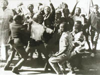 soweto uprising essay An analysis of 'a young man's thought's before june 16th' – fhazel johennesse essay this date marks the soweto uprising which was initiated in soweto.